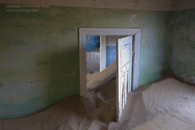 Kolmanskop Plate 2