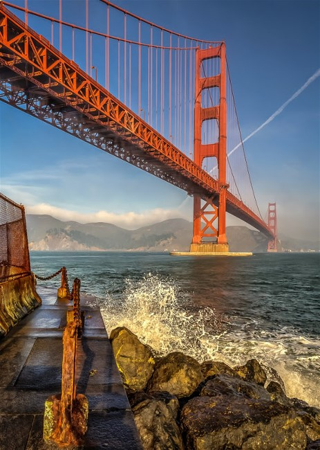 5Tom Hierl Golden Gate Bridge, San Francisco
