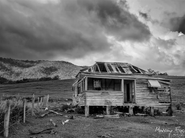 1Abandon farm, Austrailia, Murray Fox