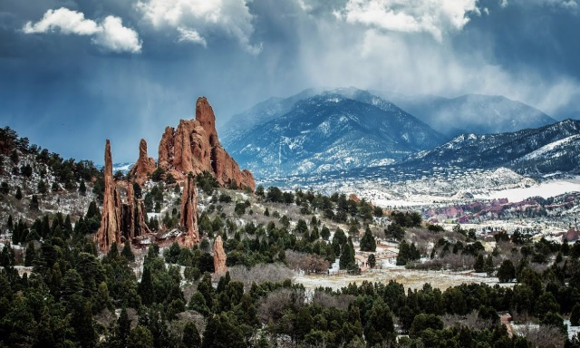 6Garden of The Gods, Colorado Springs, Marsha Kay