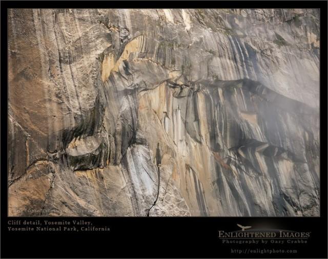 4Gary Crabbe cliff detail, Yosemite