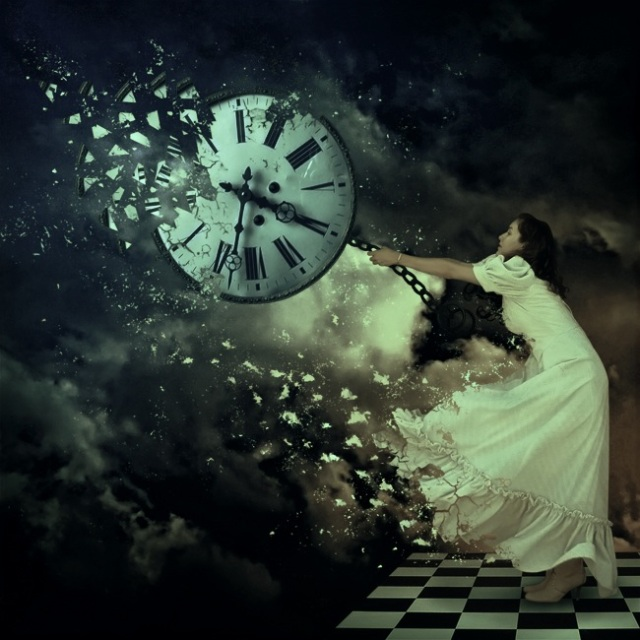 8give me back my time Simona-Carmen Andreou
