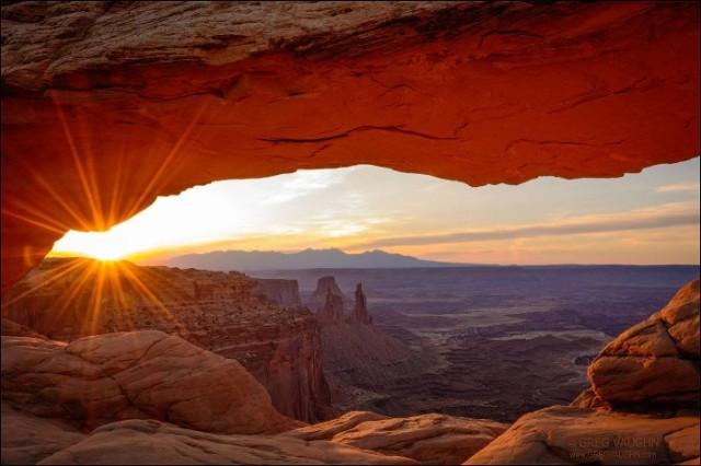 1Greg Vaughn Mesa Arch Canyonlands
