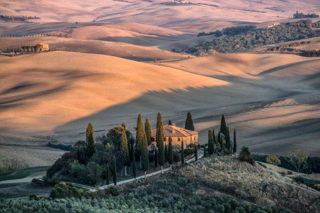 tuscany italy jim zuckerman
